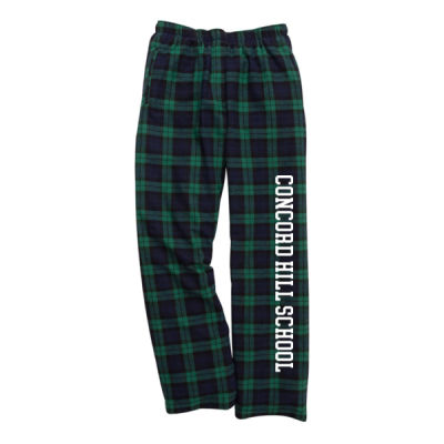 Youth Flannel Pants - Vinyl Logo Thumbnail