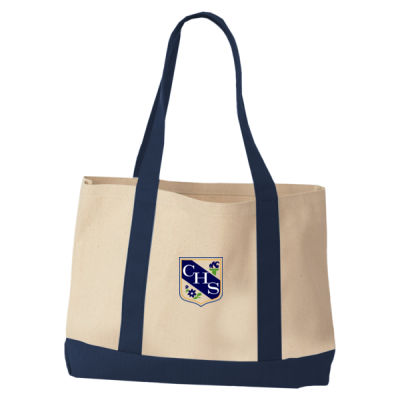 Liberty Bags - Cotton Canvas Tote - Printed Vinyl Logo Thumbnail